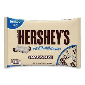 Hershey's Snack Size Cookies 'n' Creme Bars 17.1oz.