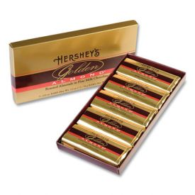 Hershey's Golden Almond Bar Gift Box 2.8oz.