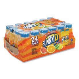 Sunny D Tangy Original Orange Flavored Citrus Punch 6.75oz.