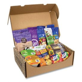 Snack Box Pros On The Go Box