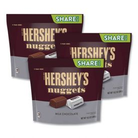 Hershey's NUGGETS Milk Chocolate Candy 10.2oz.