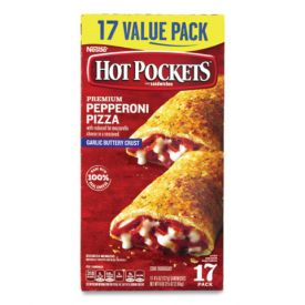 Hot Pockets Pepperoni Pizza 4.5oz.