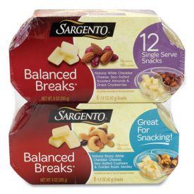 Sargento Balanced Breaks Two Mix 1.5oz.