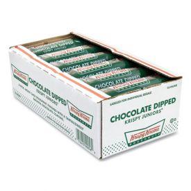 Krispy Kreme Chocolate Dipped Junior Doughnuts 3oz.