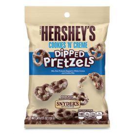 Hershey's COOKIES 'N' CREME Dipped Pretzels 4.25oz.