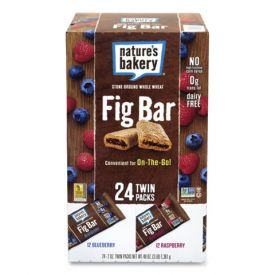 Nature's Bakery Fig Bars Variety Pack 2oz.
