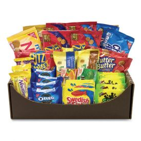 Snack Box Pros Variety Cookies & Crackers Box