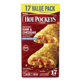 Hot Pockets Ham & Cheddar Cheese 4.5oz.