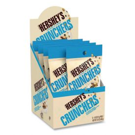 Hershey's COOKIES 'N' CREME CRUNCHERS Snacks 1.8oz.