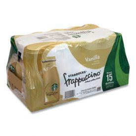 Starbucks Frappuccino Vanilla 9.5oz.