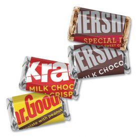 Hershey's Miniatures Chocolate Assortment 10.4 oz.