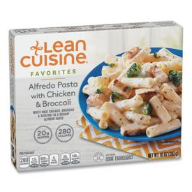 Lean Cuisine Favorites Alfredo Pasta w/ Chicken & Broccoli 10oz.