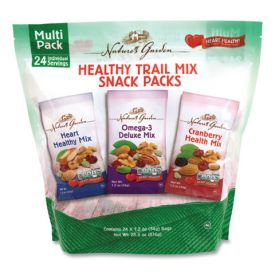 Nature's Garden Healthy Trail Mix Snack Packs 1.2 oz.