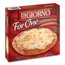 Digiorno Single Serve Four Cheese Pizza 9.2oz.