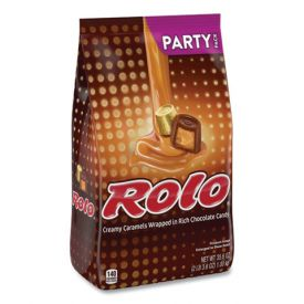 ROLO Creamy Caramels Wrapped in Rich Chocolate Candy 35.6oz.