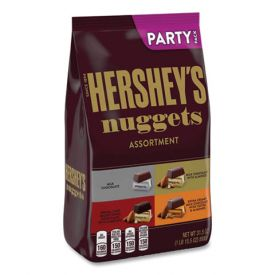 Hershey's NUGGETS Chocolate Assortment 31.5oz.
