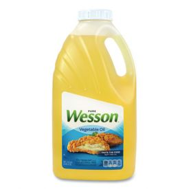 Wesson Pure Vegetable Oil 1.25gal.