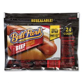 BALL PARK Beef Franks Hot Dogs