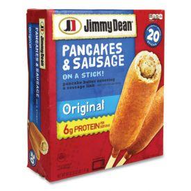 Jimmy Dean Pancakes & Sausage on a Stick
