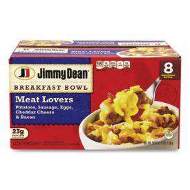 Jimmy Dean Breakfast Bowl Meat Lovers 7oz.