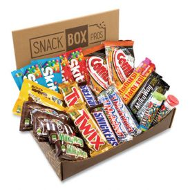 Snack Box Pros Mars Favorites Box