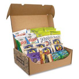 Snack Box Pros Gluten Free Box