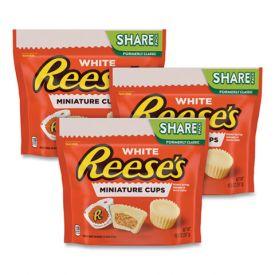 Reese's White Crème Peanut Butter Cups Mini's 10.5oz.