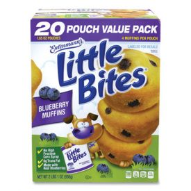 Entenmann's Little Bites Blueberry 1.65oz.