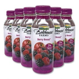 Bolthouse Farms Berry Boost Fruit Juice Smoothie 15.2oz.