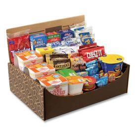 Snack Box Pros Dorm Room Survival Box