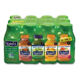 Naked Juice Variety Pack 10oz.
