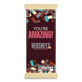 Hershey's Milk Chocolate w/ Almonds Appreciation XL Bars 4.25 oz.