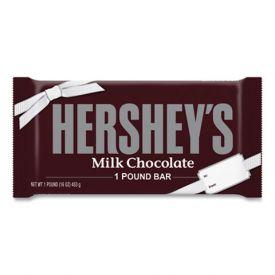 Hershey's Milk Chocolate Bar 1lb.