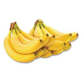 Fresh Bananas, 2 Bunches, 6 lb