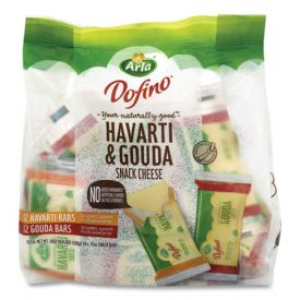 Arla Cheese Snack Havarti & Gouda .75oz.