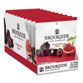 Brookside Dark Chocolate Pomegranate Flavor 3oz.