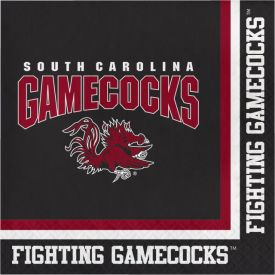 University of South Carolina Lunch Napkins, 2-Ply