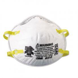 3M Particulate Respirator 8210, N95