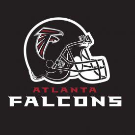 NFL Atlanta Falcons Lunch Napkins 2 ply
