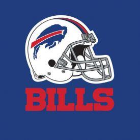 NFL Buffalo Bills Lunch Napkins, 2 ply