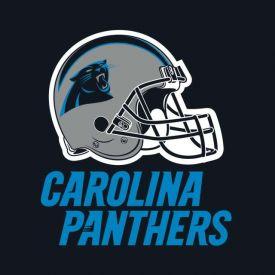 NFL Carolina Panthers Lunch Napkins, 2 ply