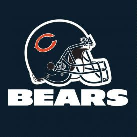 NFL Chicago Bears Lunch Napkins, 2 ply