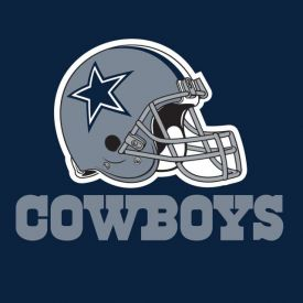 NFL Dallas Cowboys Lunch Napkins, 2 ply