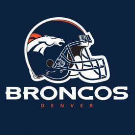 NFL Denver Broncos Lunch Napkins, 2 ply