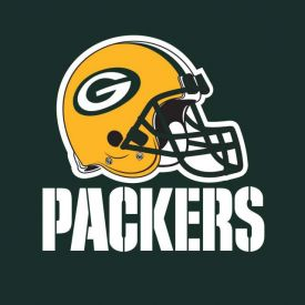 NFL Green Bay Packers Lunch Napkins, 2 ply
