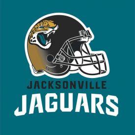 NFL Jacksonville Jaguars Lunch Napkins, 2 ply