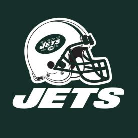 NFL New York Jets Lunch Napkins, 2 ply