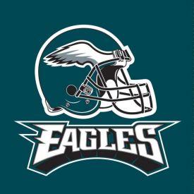 NFL Philadelphia Eagles Lunch Napkins, 2 ply