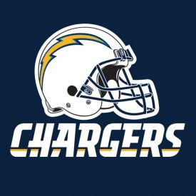 NFL Los Angeles Chargers Lunch Napkins 2 ply