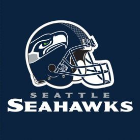 NFL Seattle Seahawks Lunch Napkins, 2 ply